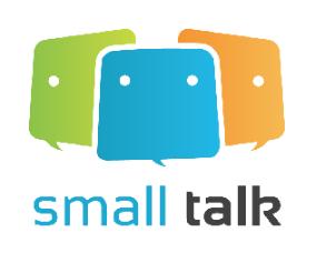small talk media logo