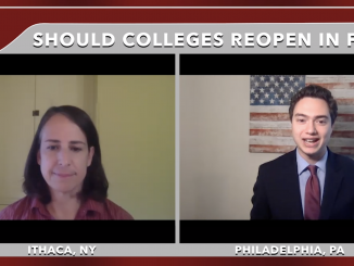Should Colleges Reopen in Fall - Correct