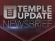 Temple Update Newsbrief