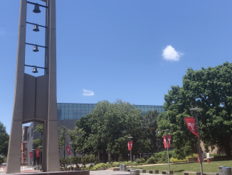 Temple's Campus, June 2020