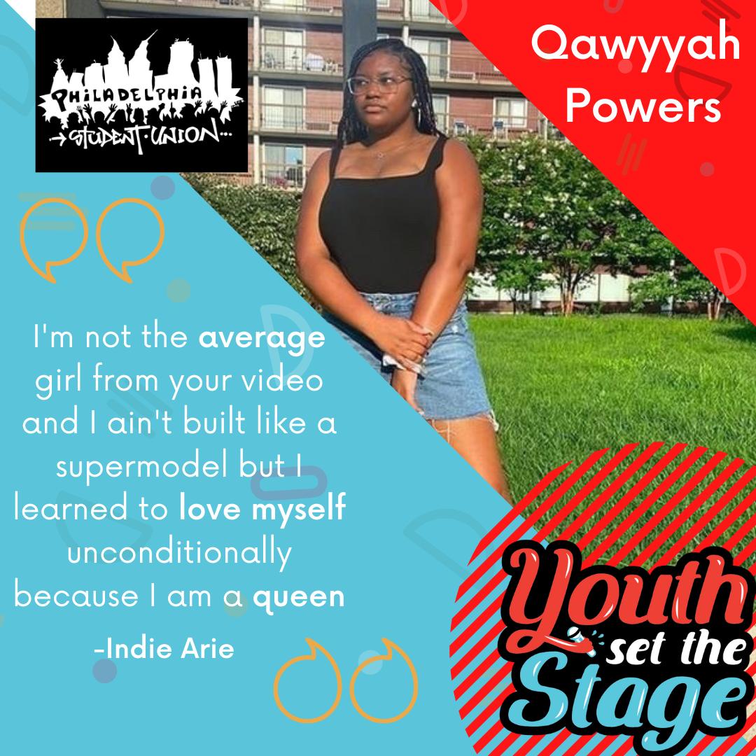Qawwyah Powers