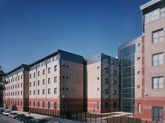 Image of Temple's 1300 Residence Hall