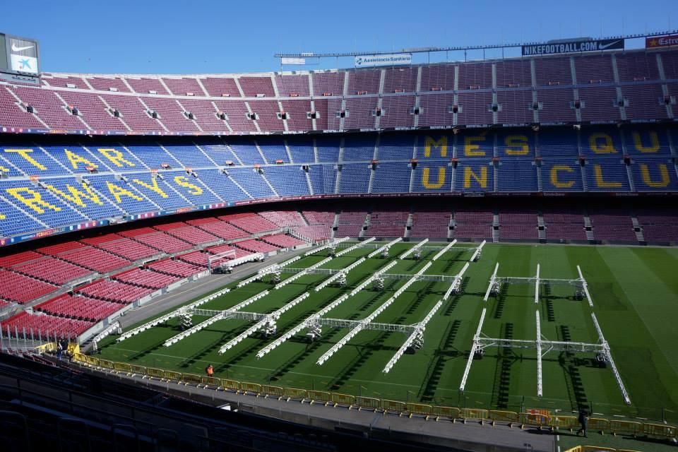 FC Barcelona Stadium, Spain