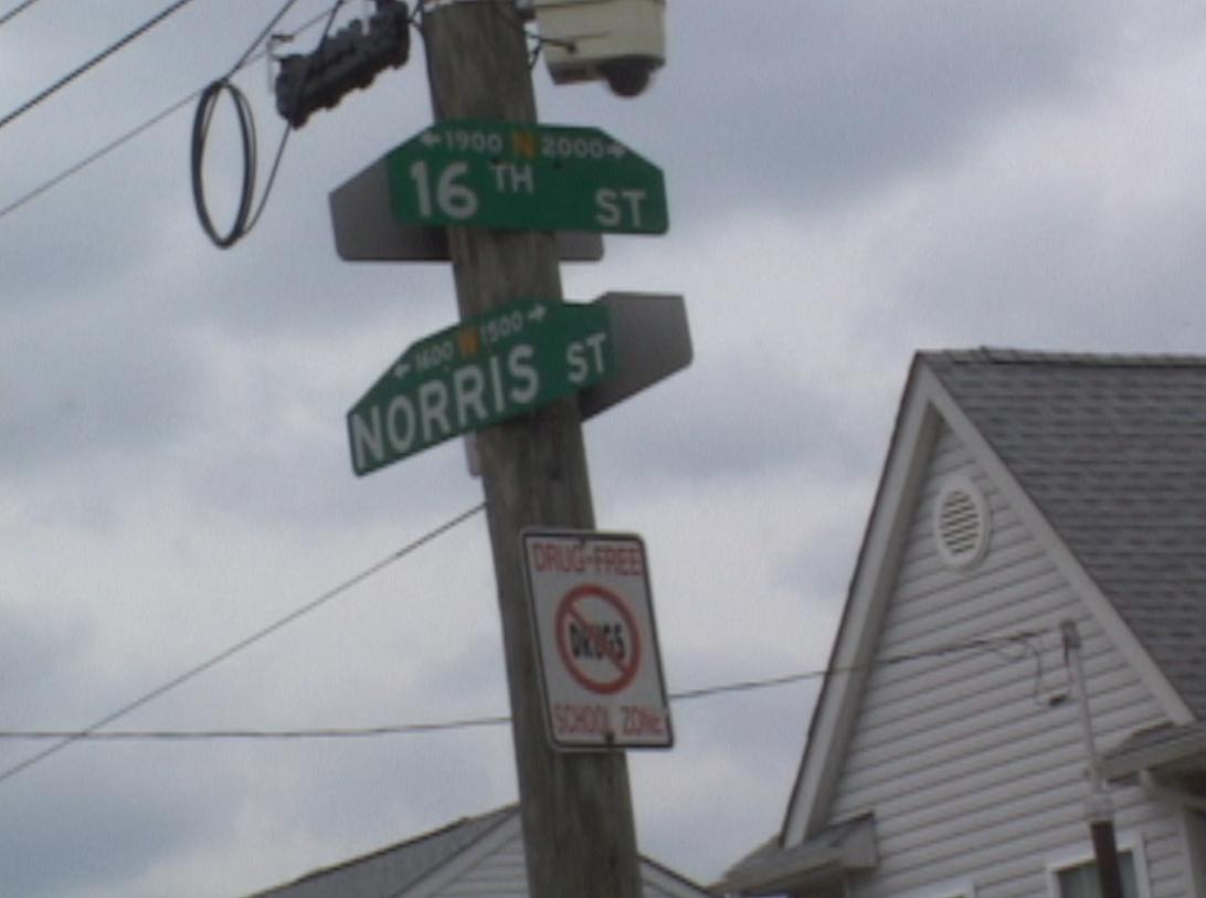 16th & Norris Street