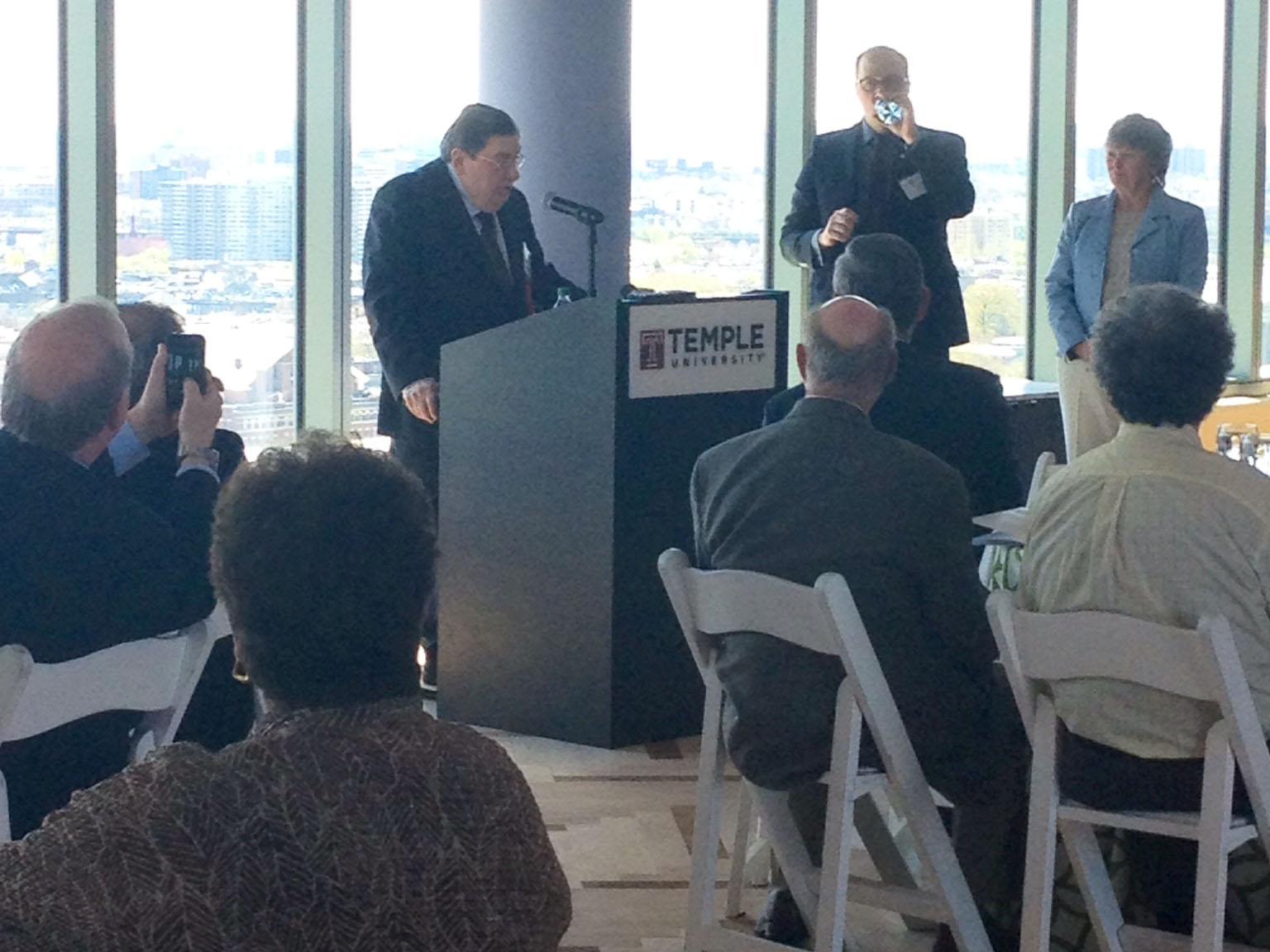 Kal Rudman Announces $1 Million Gift