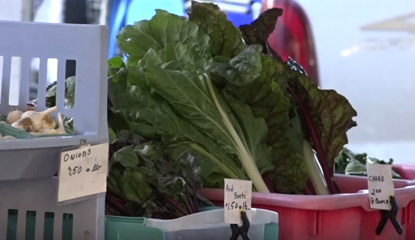 Temple University's Farmers Market is open every Thursday from 2-6p.m.