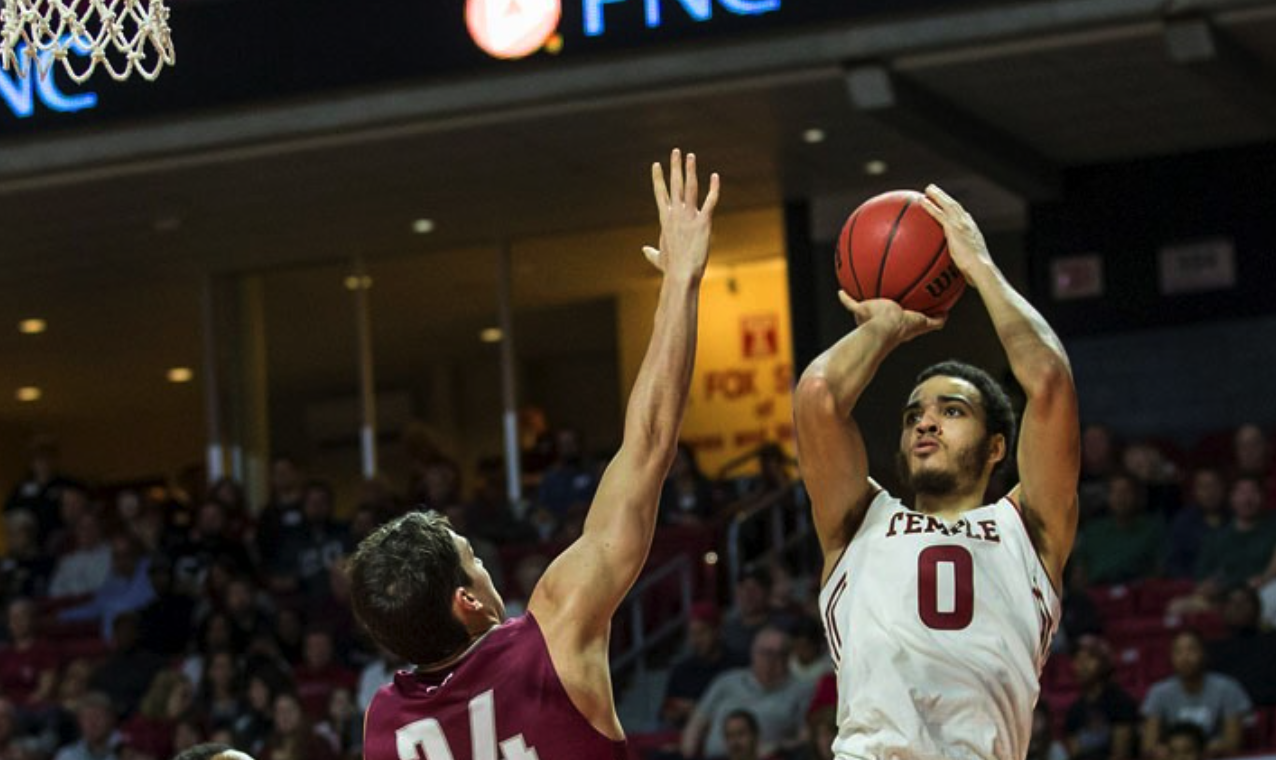 Temple Men's Basketball falls to East Carolina University 64-61.