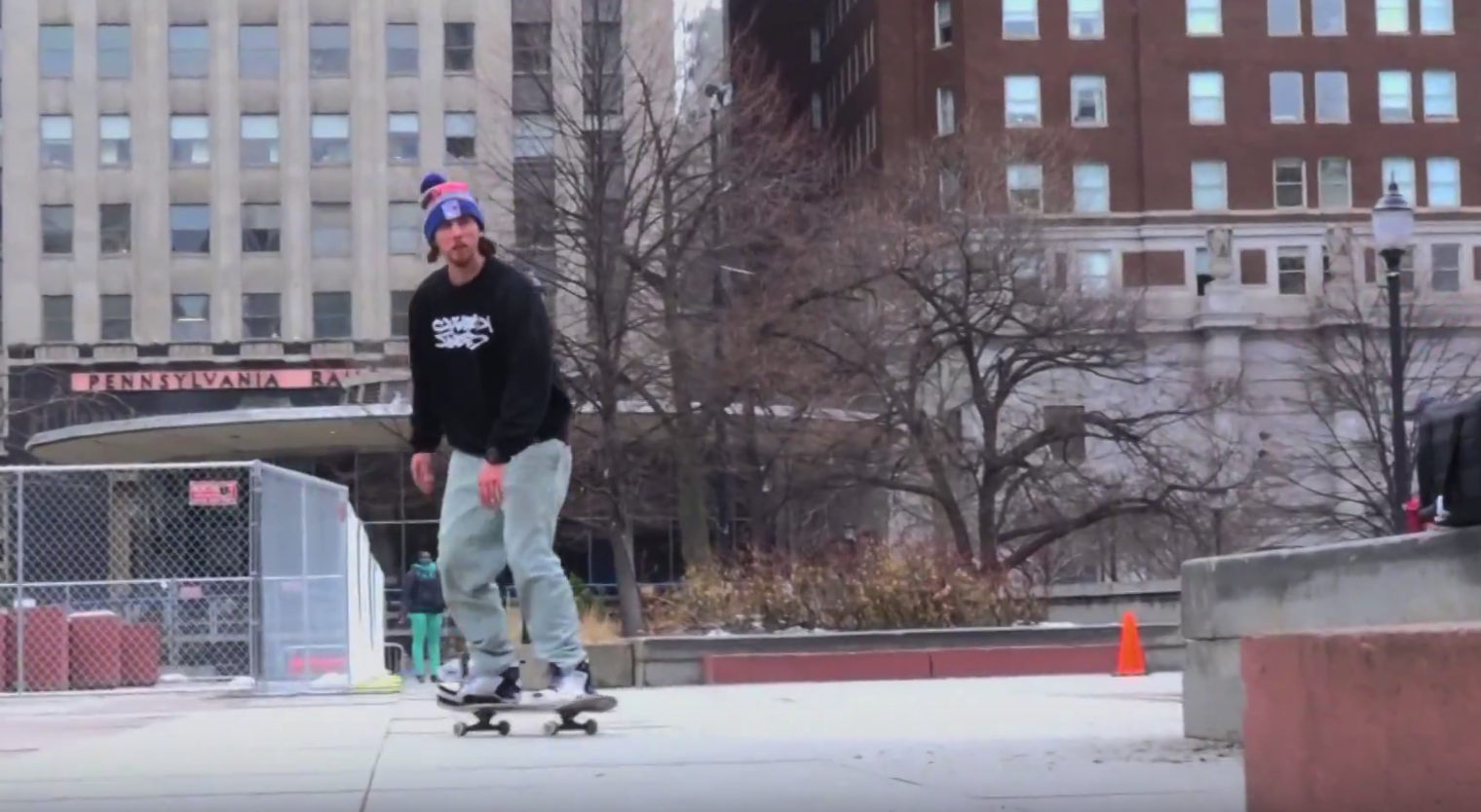 Skateboarders rejoice in the wake of the skating ban at LOVE Park.