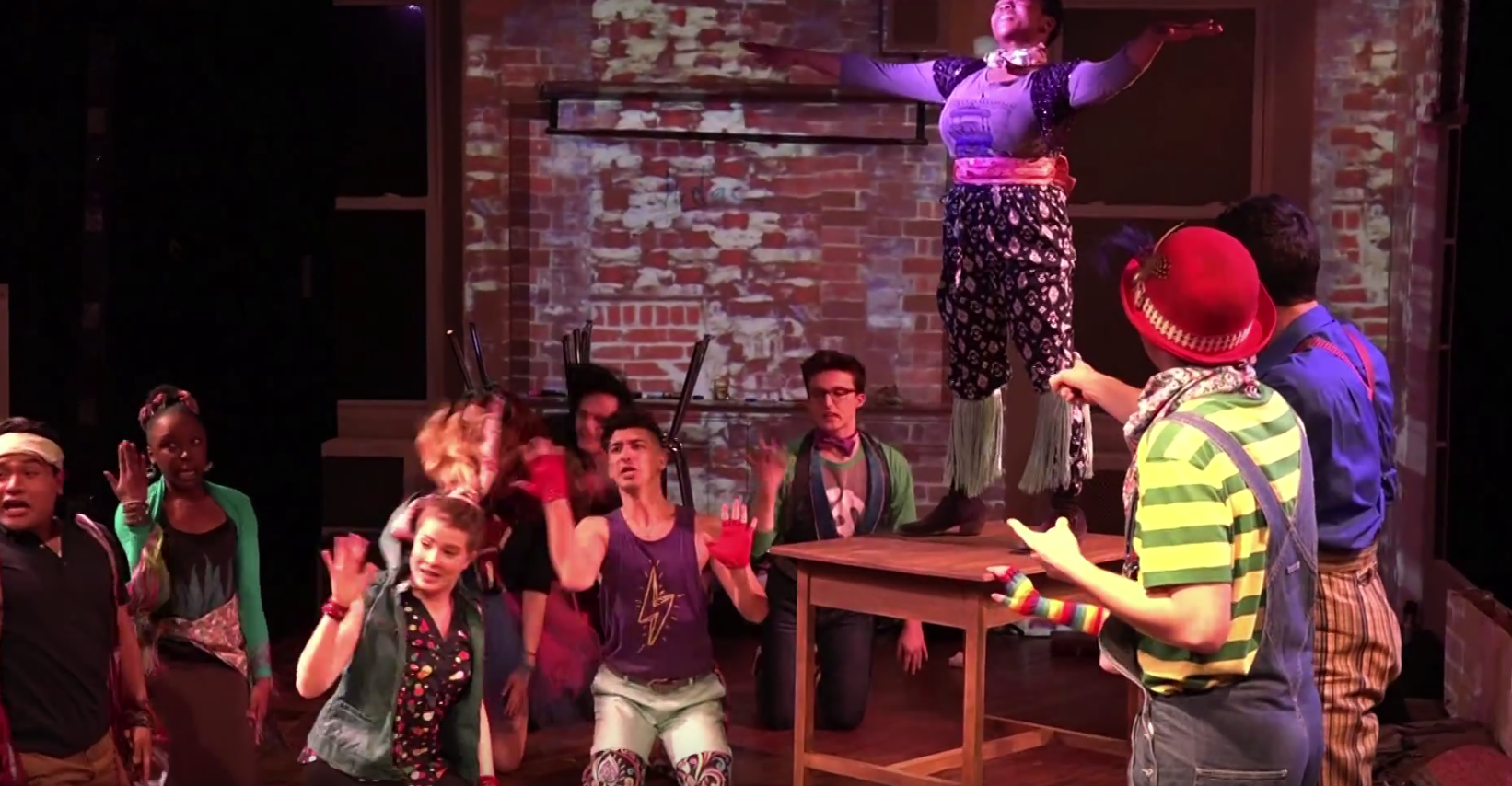 Temple Theaters Presents Godspell
