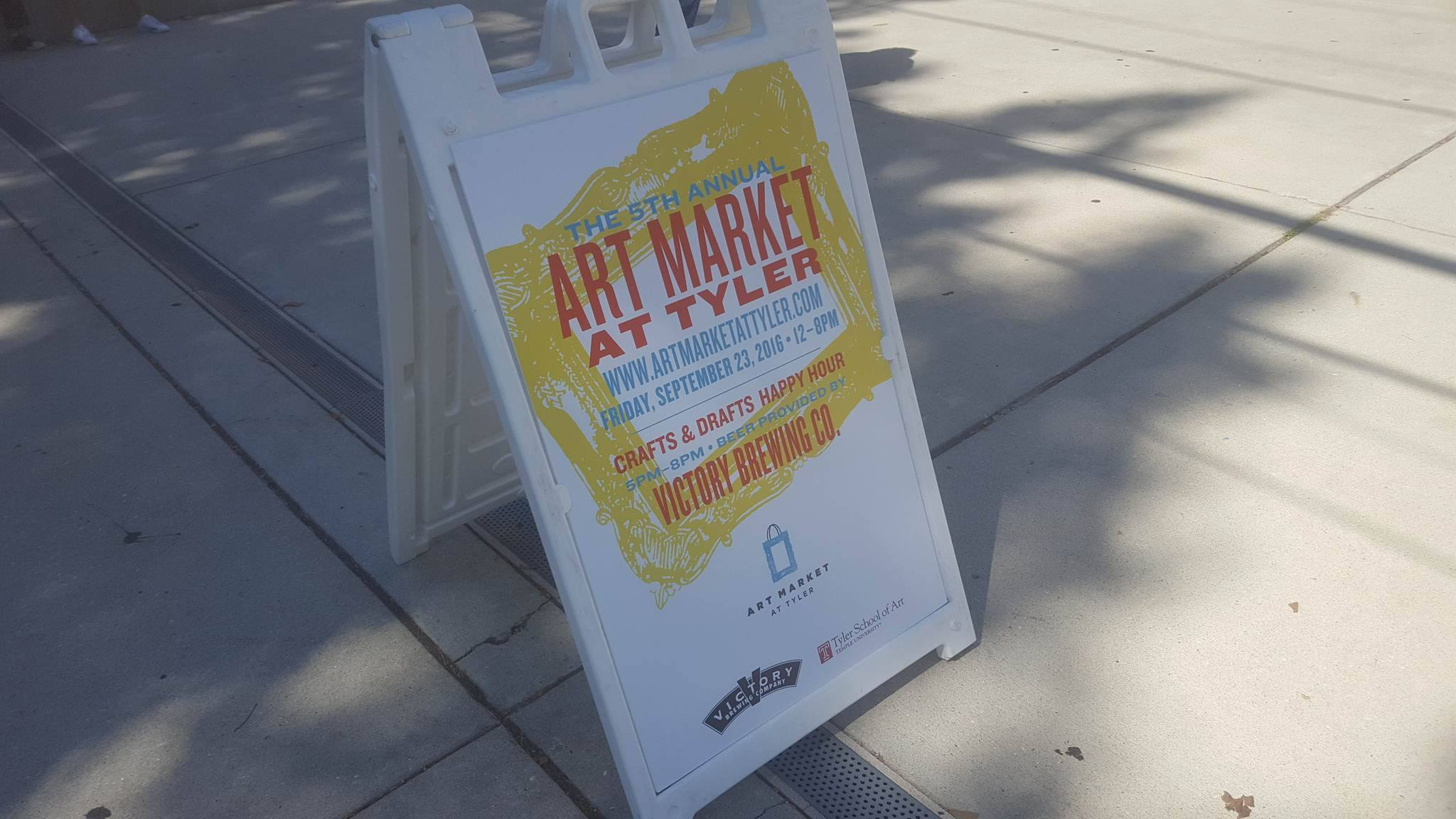 The Tyler Annual Art Market is in its fifth year.