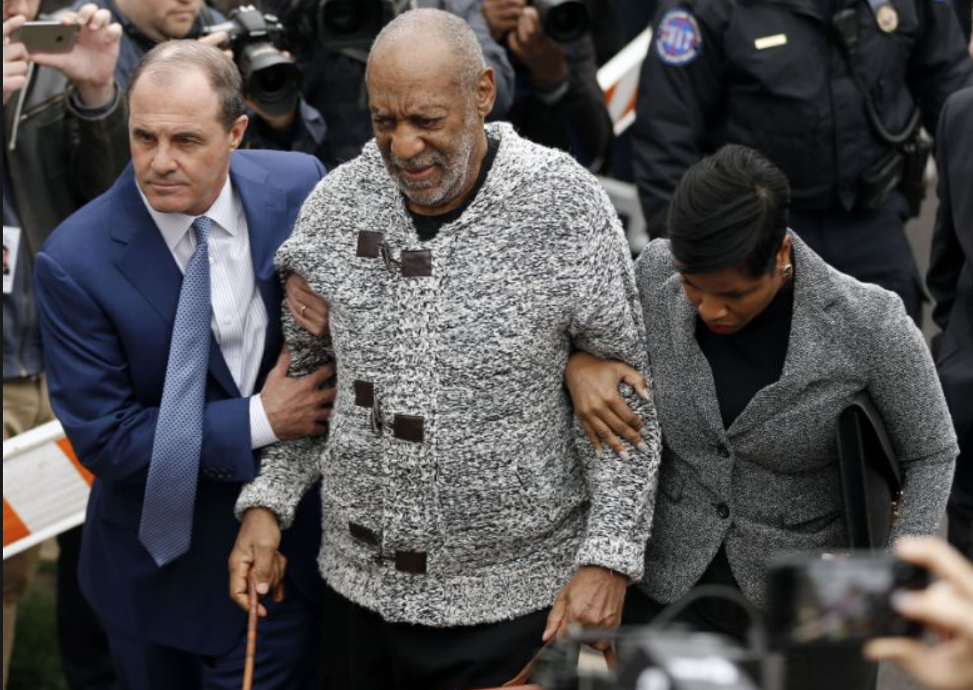 Date Set for Cosby's Trial