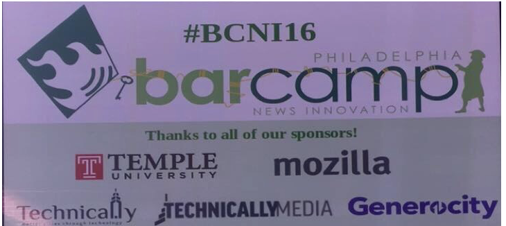 Bar Camp News Innovation Discusses the Future of News