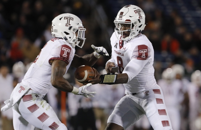 Temple's Defense Rolling Into Navy