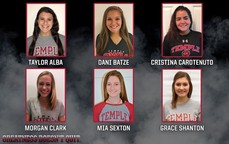 Temple Field Hockey to Add Six Competitive Recruits to 2017 Roster