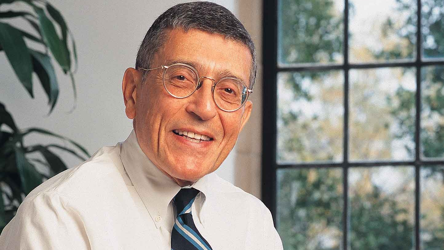 Temple's Former President Adamany Passes Away