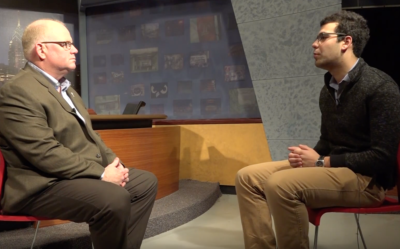 SportsDesk Exclusive: Sit-Down Interview with Ed Foley