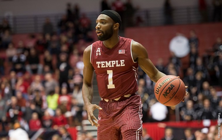 Temple Weathers the Storm in Miami: 74-65 Win Over DePaul