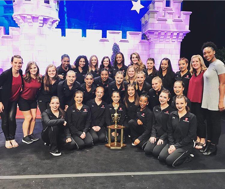 Diamond Gems Rank 8th in Nation at Competition