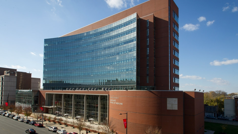 Lewis Katz School of Medicine One of the Nations Most Sought After Medical Schools