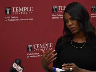 Omarosa Visits Klein College, Discuss Time in Trump White House