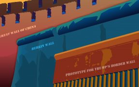 Walls and Borders: a survey around the world